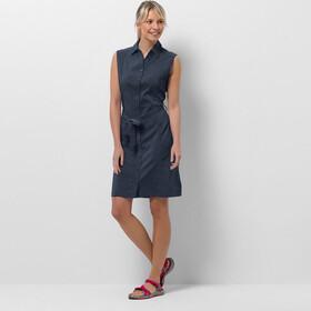 Jack Wolfskin Sonora Dress Women midnight blue